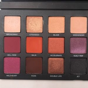 Urban Decay Makeup - Born to run palette by urban decay